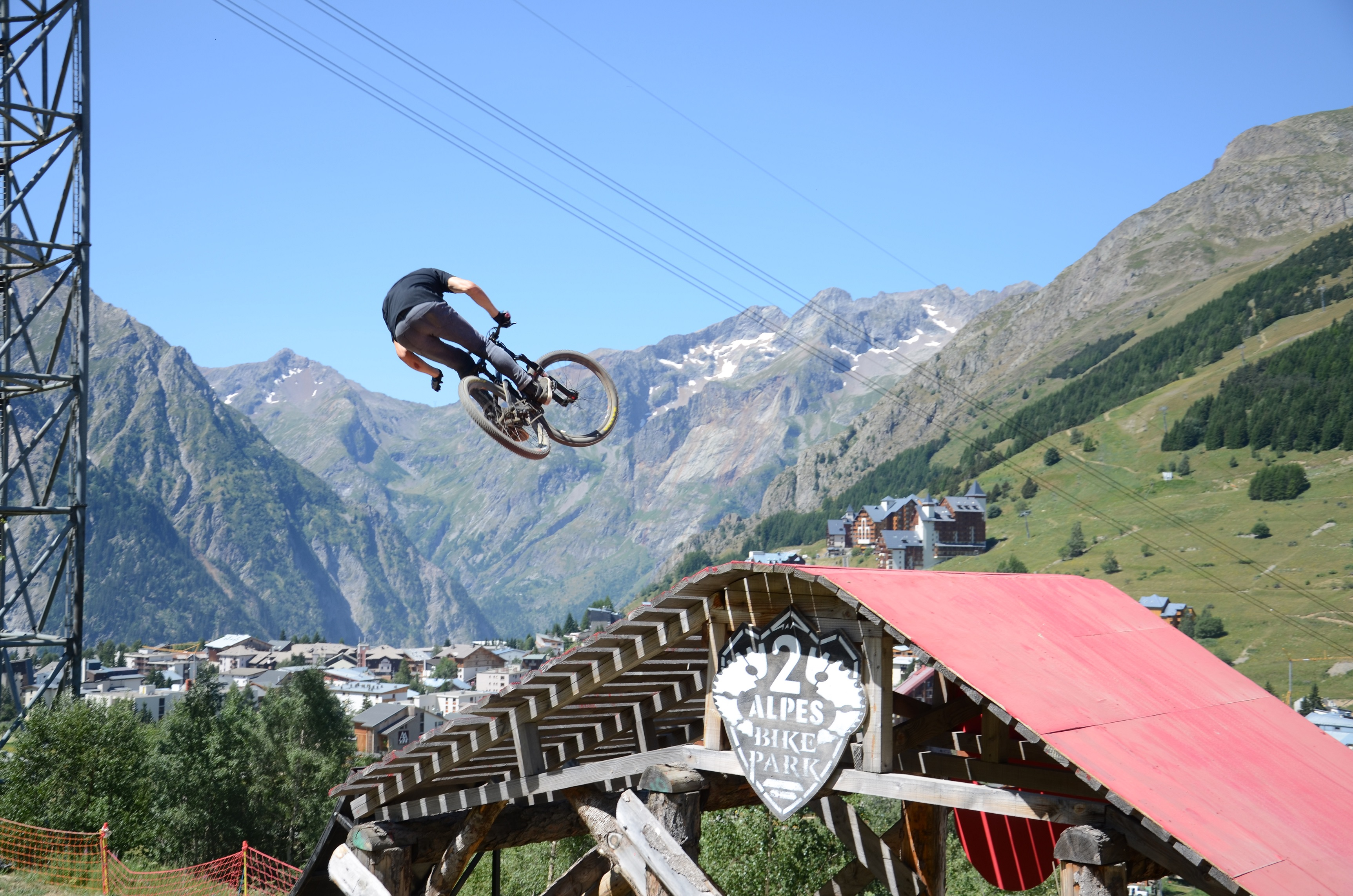 Mountain Biking Chalet Morville